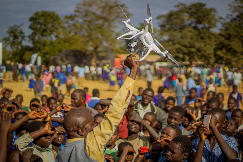Оружие жизни, или Медицинские дроны в Африке