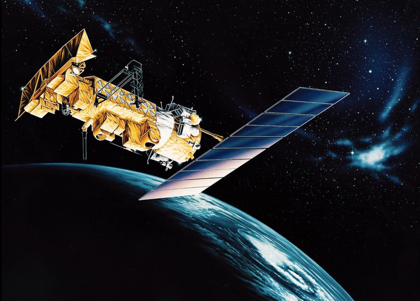 Декодируем сигнал метеоспутника NOAA в 50 строчек кода