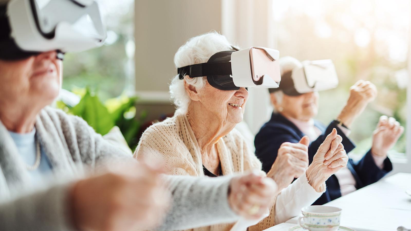 Из песочницы VR-нейроинтерфейс для людей с Альцгеймером