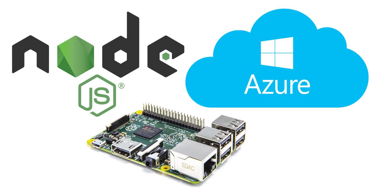 Связываем устройства интернета вещей и Azure с помощью NodeJS