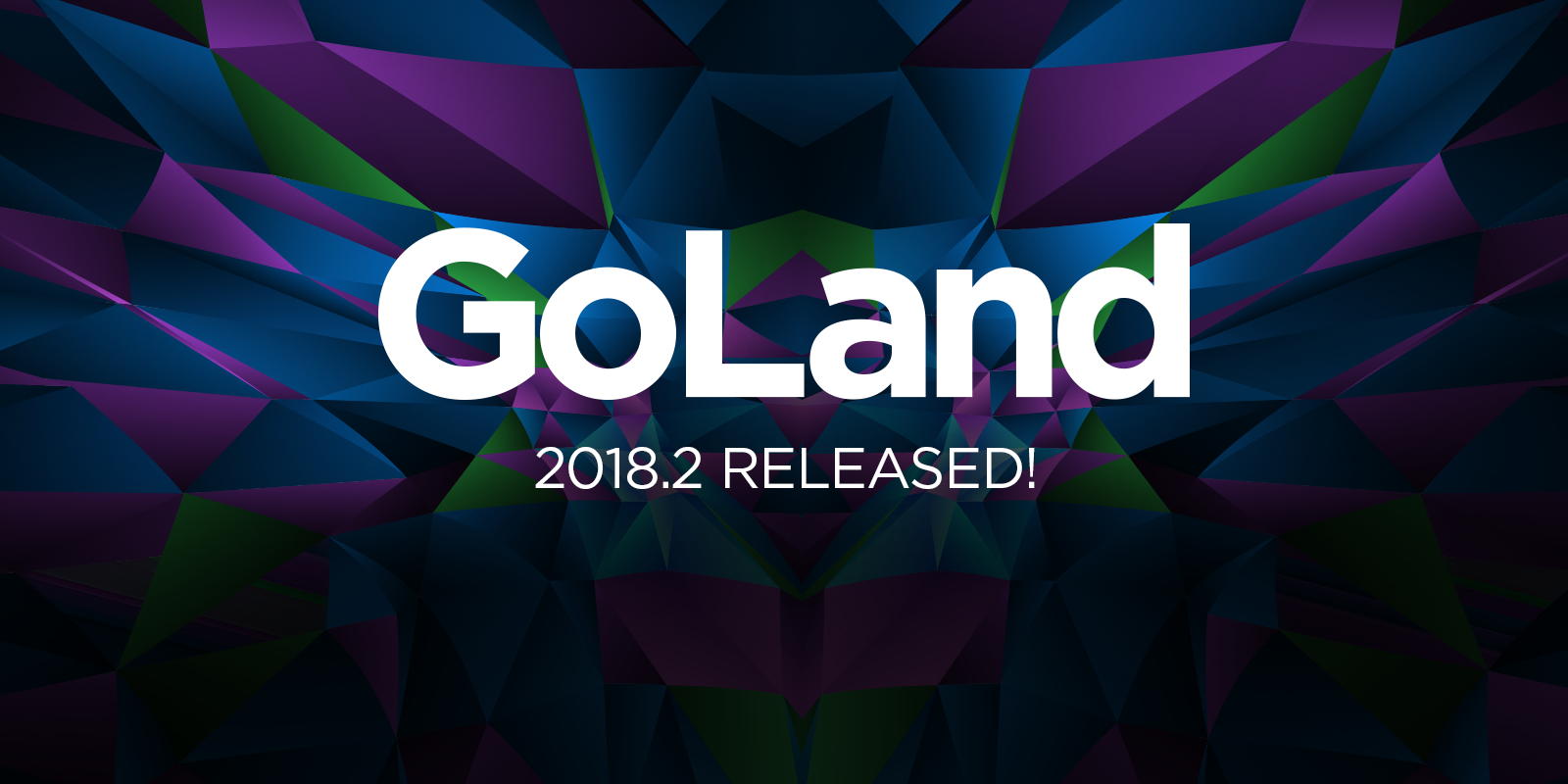 What's new in GoLand 2018.2