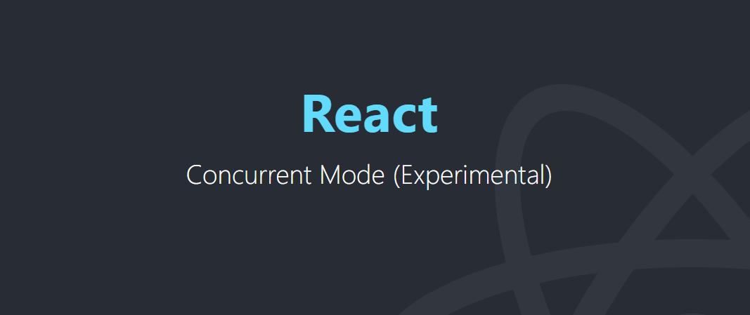 Concurrent Mode в React адаптируем веб-приложения под устройства и скорость интернета