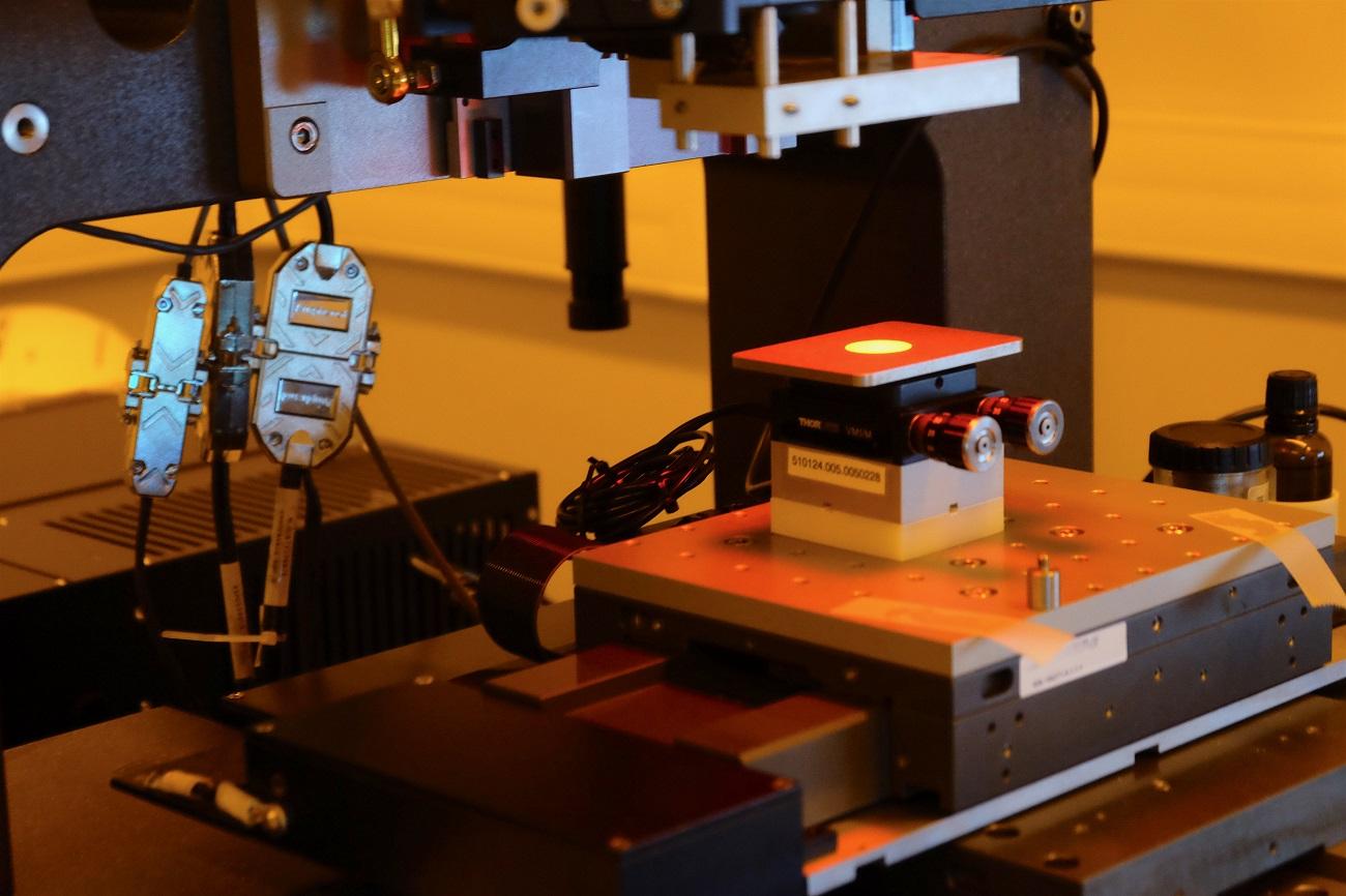 Фотоэкскурсия: что делают в лаборатории квантовых материалов Университета ИТМО