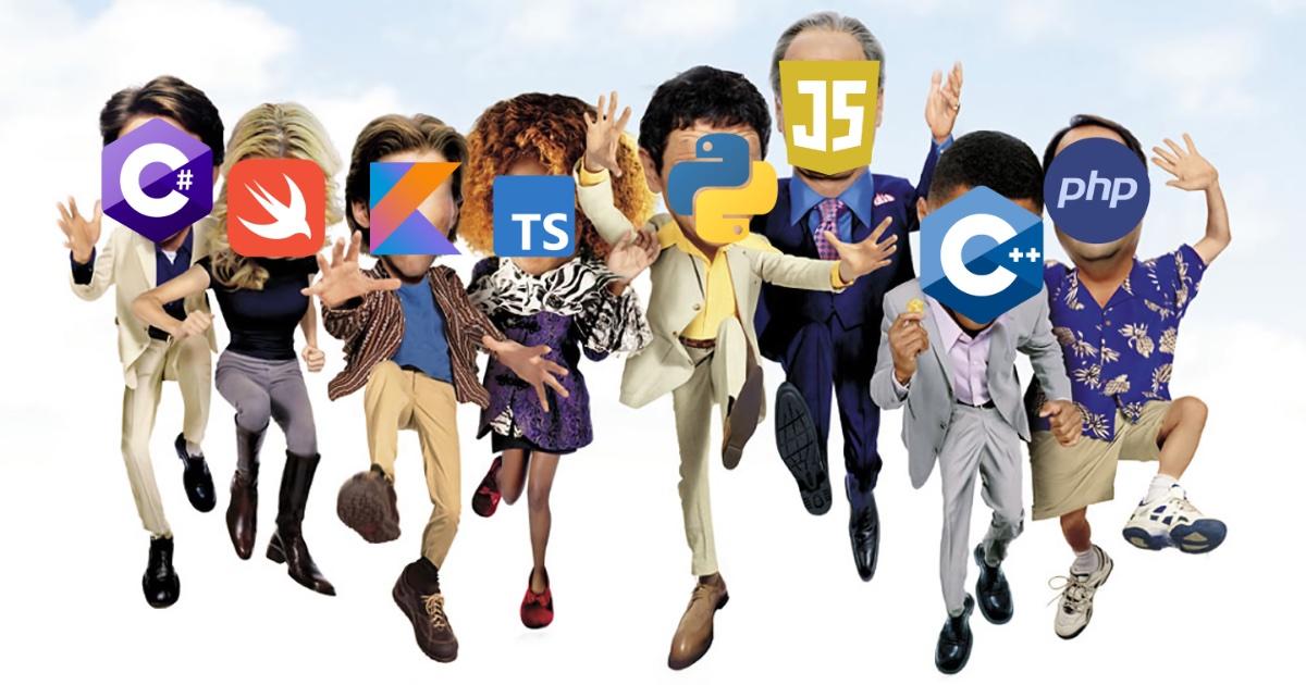 Самые популярные языки программирования. Хабратоп 2020 года / Блог компании SkillFactory / Хабр