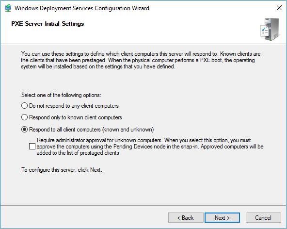 Полезные советы IT-администратору: развертывание различных ОС с помощью Windows Deployment Services