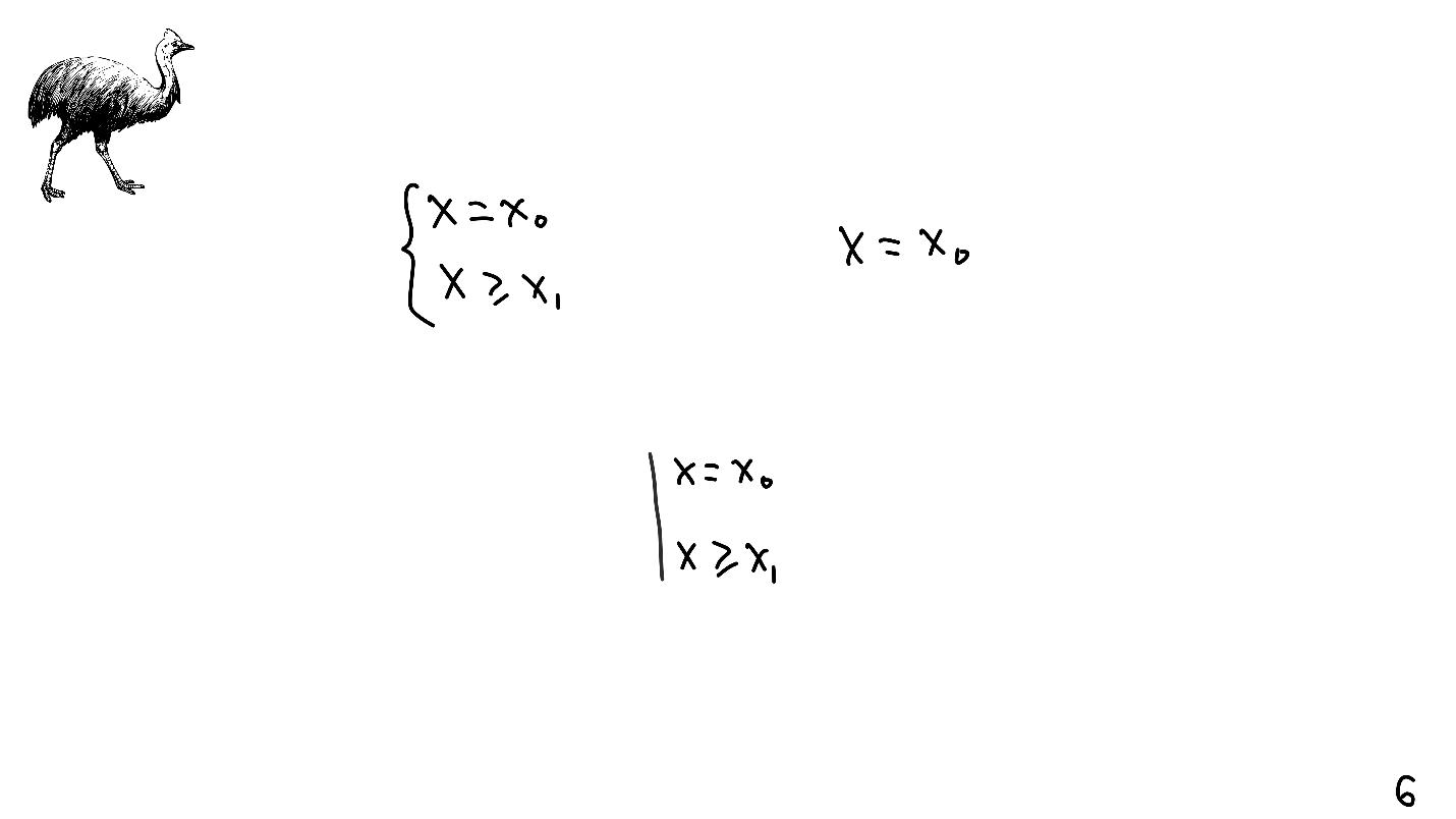Mathematical Fundamentals Auto Layout