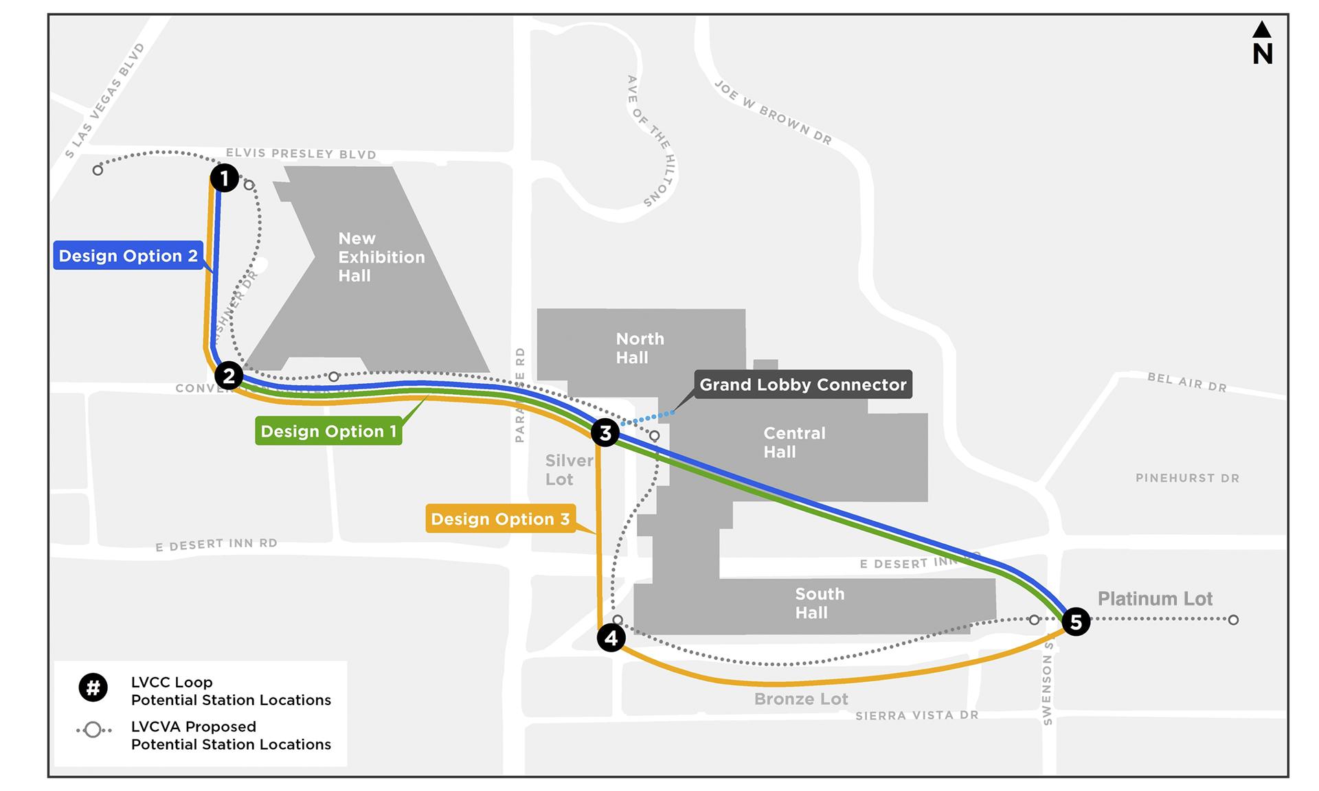 Boring Company выкопает тоннель в Лас Вегасе
