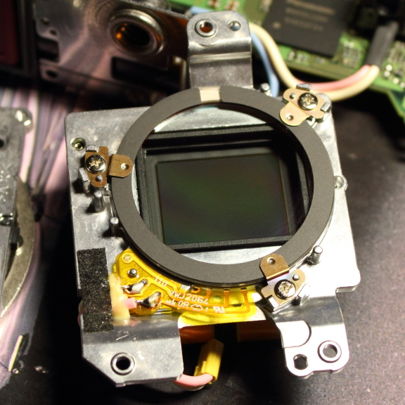 Модуль матрицы Panasonic GF1