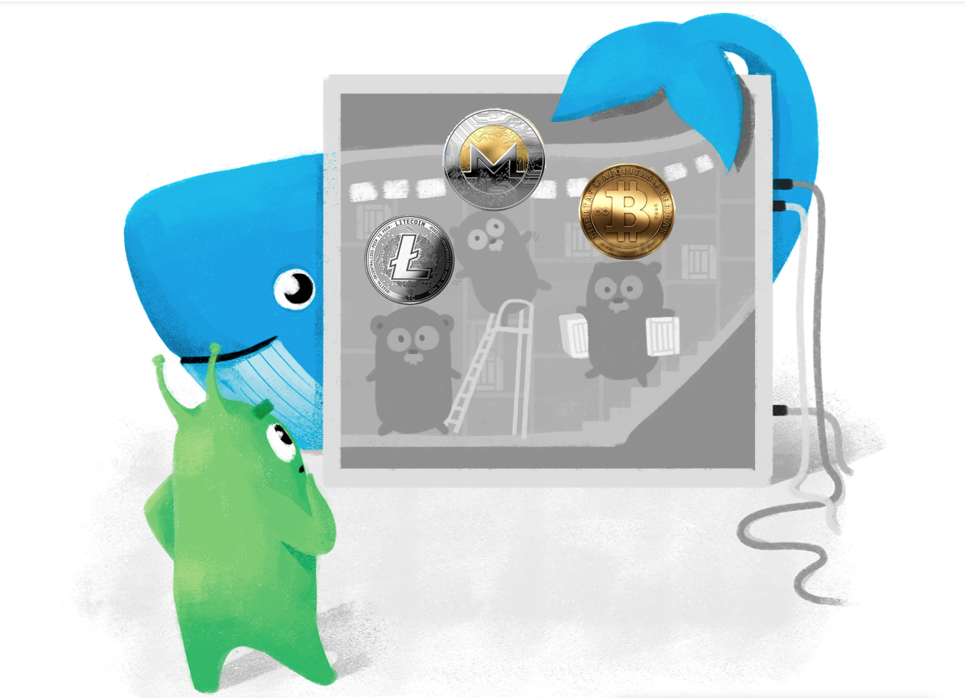 Перевод Как незакрытый Docker API и публичные образы от сообщества используются для распространения майнеров криптовалют