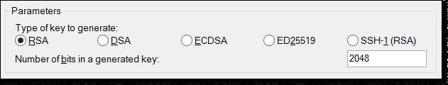 RSA 2048 бит
