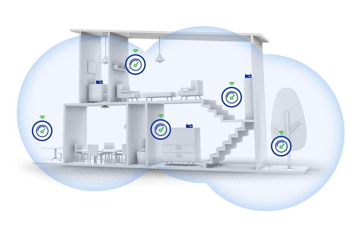 Mesh VS WiFi: что выбрать для беспроводной связи?