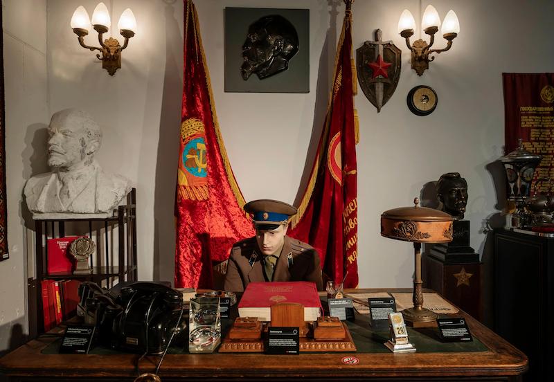 От Литвы до Нью-Йорка разведывательному делу КГБ посвящается