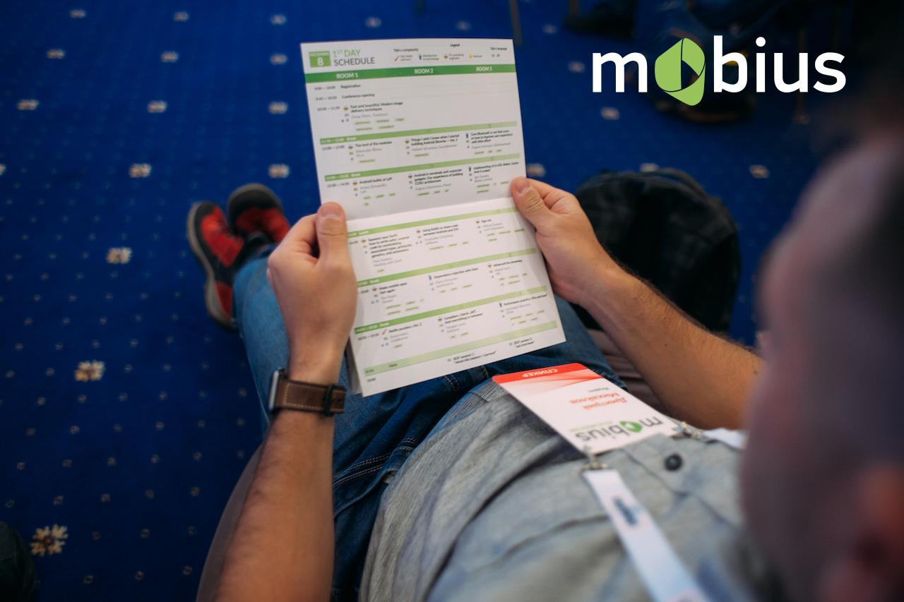 Конкретное и глобальное: программа Mobius 2019 Moscow
