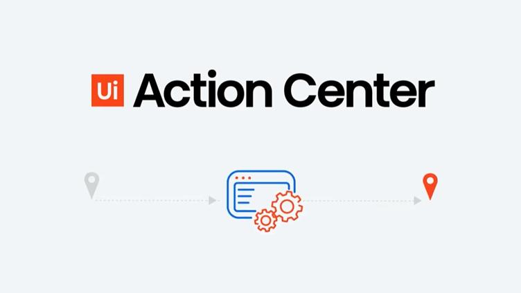 UiPath Action Center удобное взаимодействие роботов и людей