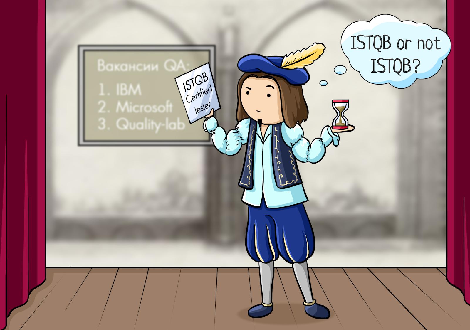 Quality-lab сертификация ISTQB