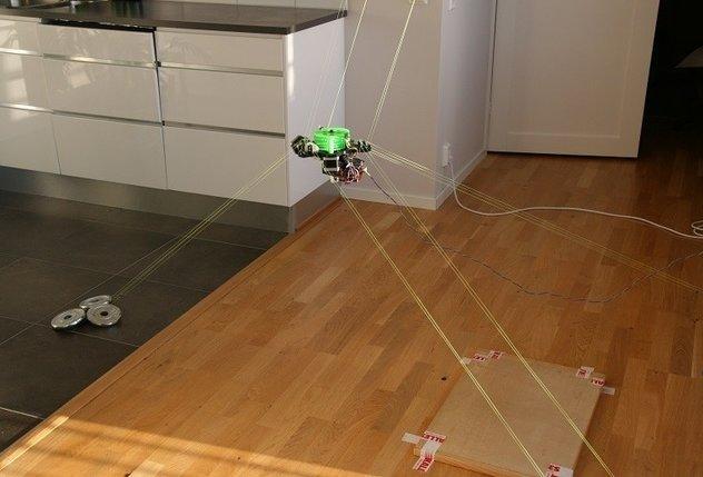 3D-принтер размером с комнату за 250 долларов