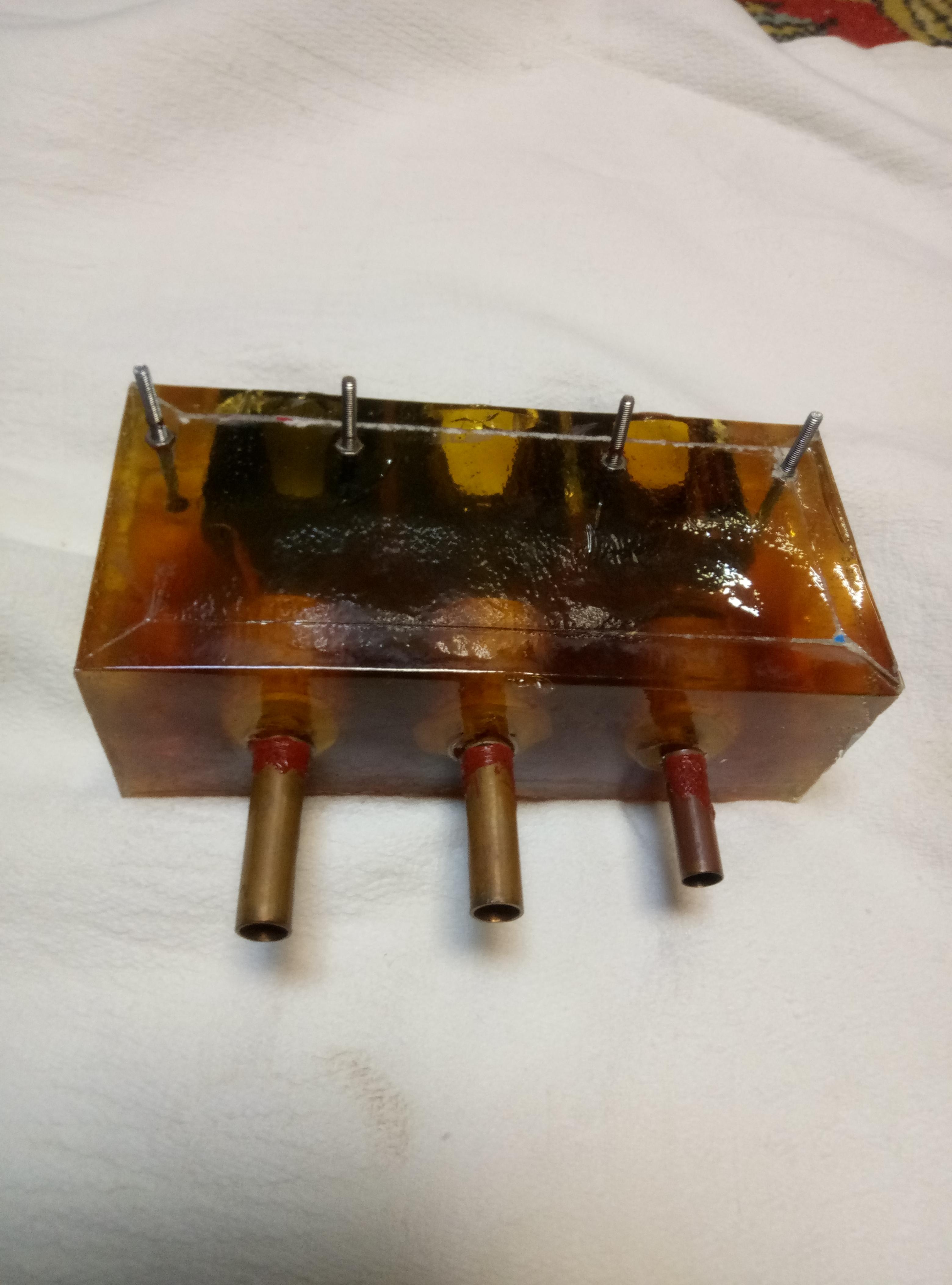 Сепаратор самогонный