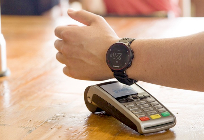 What protects buyers from fraud with contactless payments