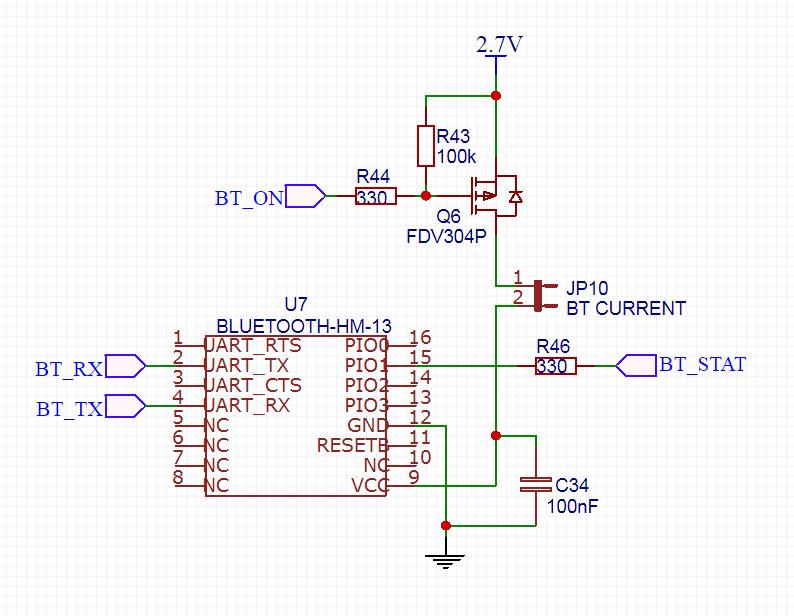 PDA (Pocket Travel Computer): GPS Logger Circuitry