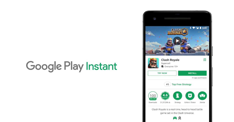 Подводные камни разработки Google Play Instant
