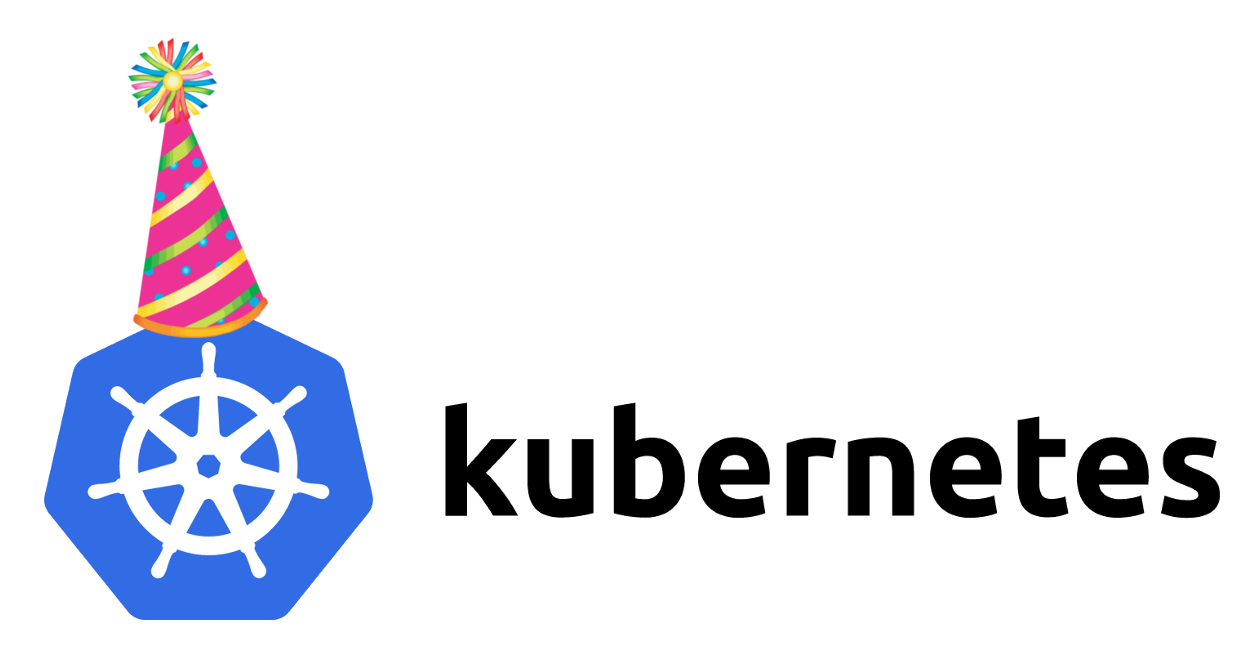 The Kubernetes project was 4 years old
