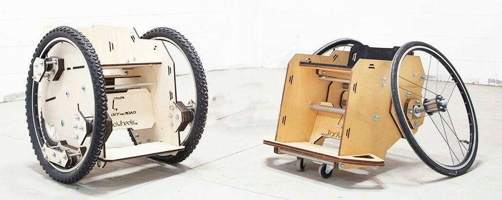 Toowheels инвалидная коляска с открытой документацией хабр