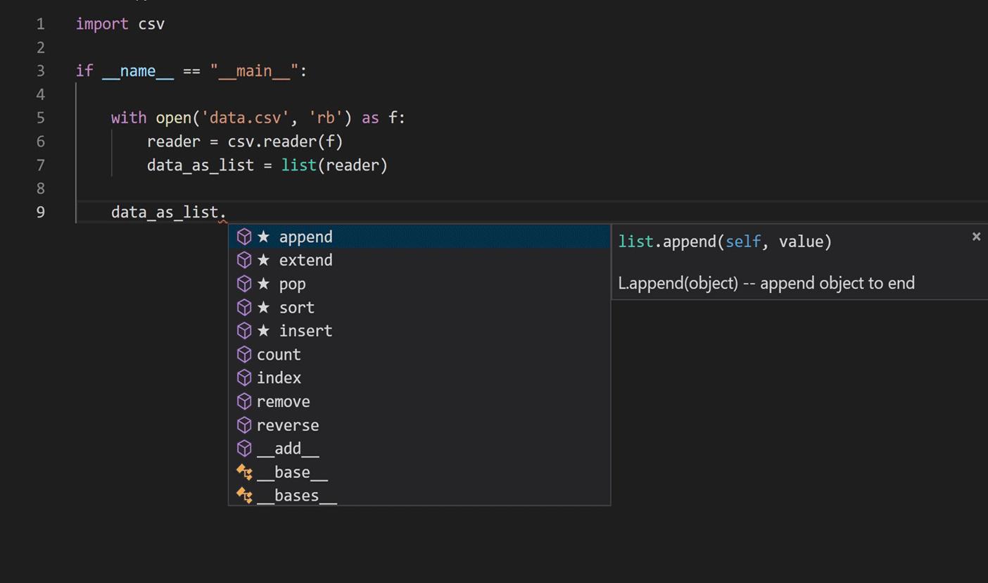 Создание первой модели глубокого обучения Visual Studio IntelliCode исследовательский путь