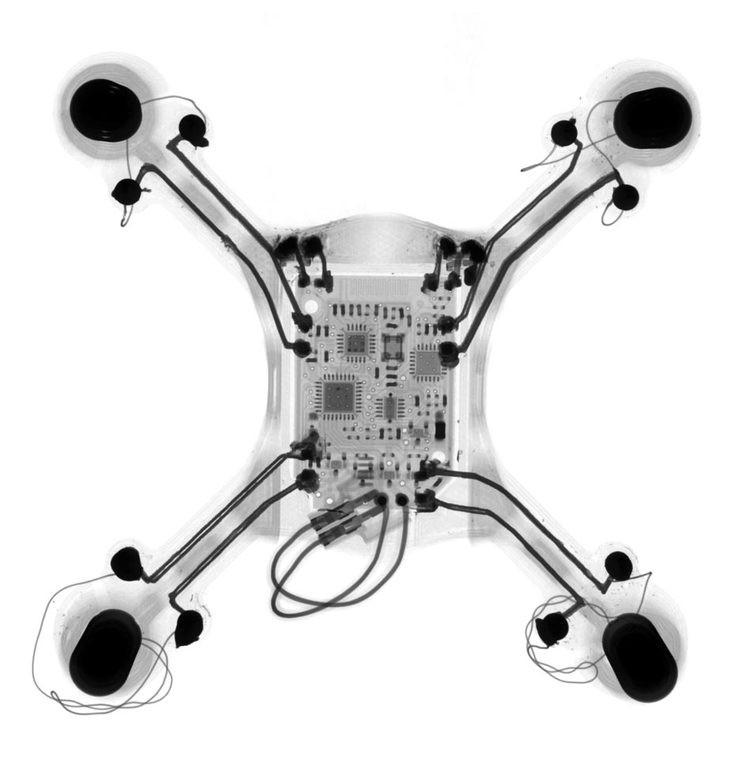 3D-печать электроники на примере дрона: провода и платы больше не нужны