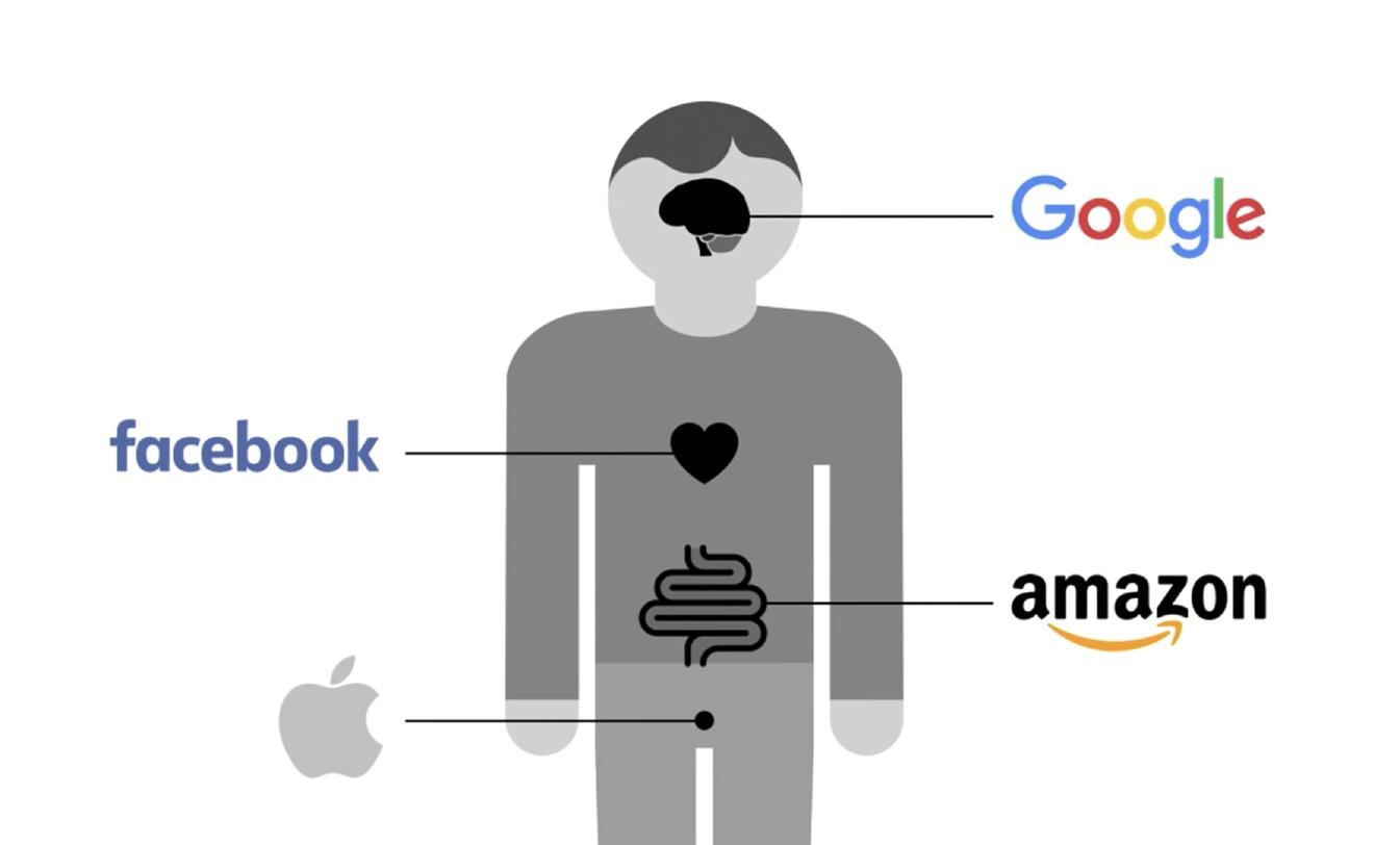 Современная религия: что людям дают Google, Facebook, Amazon и Apple?