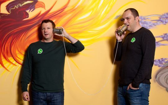 WhatsApp — История украинского программиста, захватившего весь мир