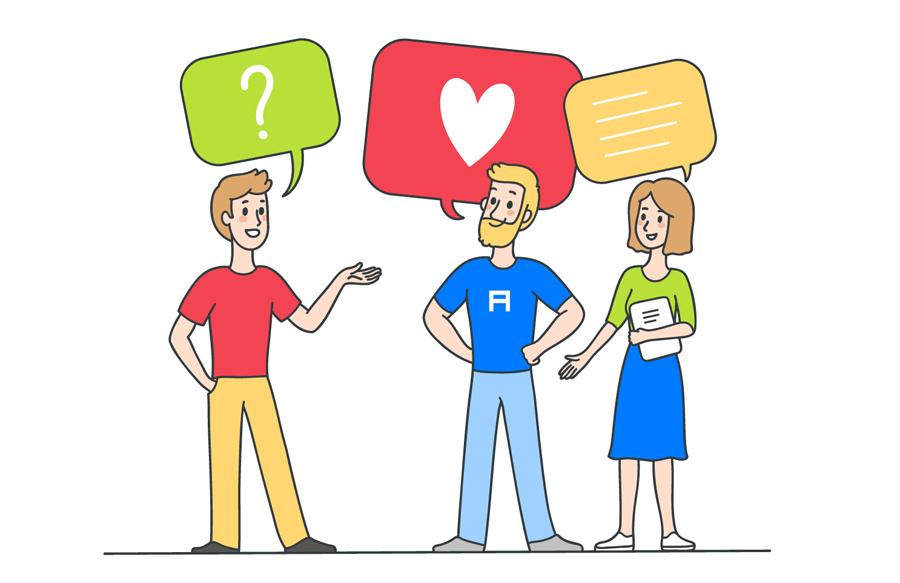 Общение внутри компании — работа каждого / Блог компании Alconost / Хабр