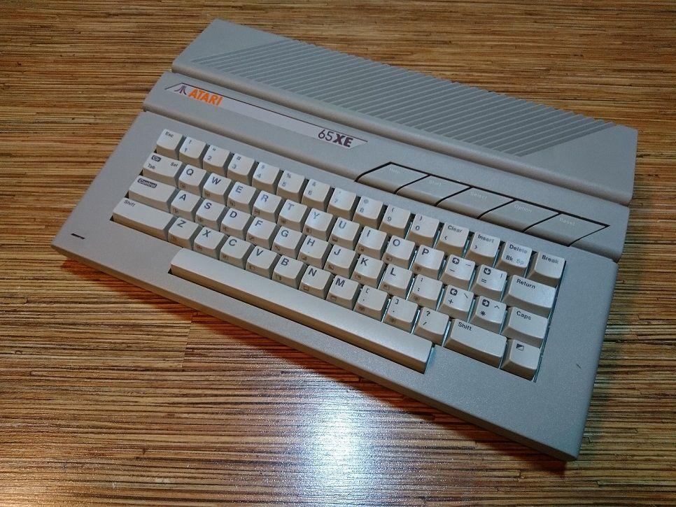 [Перевод] Atari 65XE — USB-клавиатура