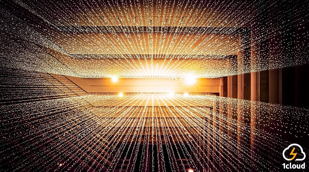 Полный граф в квантовой сети для восьми участников  обсуждаем этот эксперимент