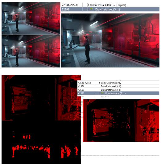 Перевод Рендеринг кадра Cyberpunk 2077