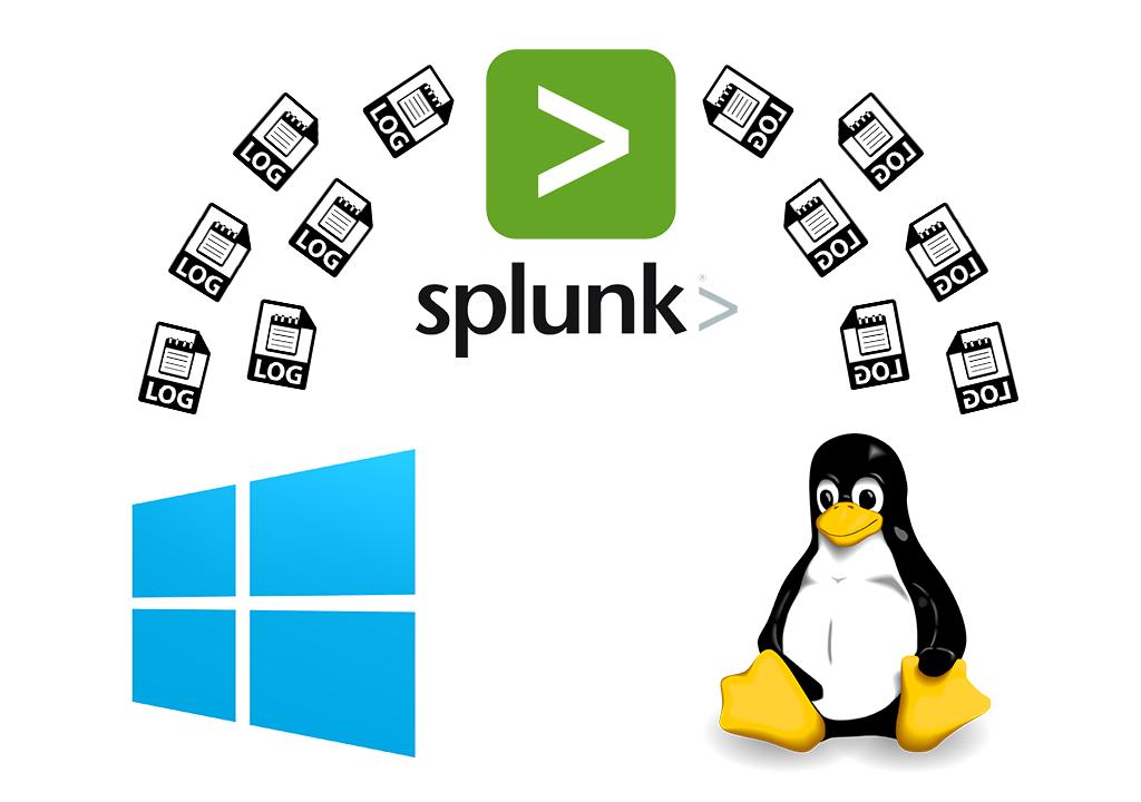 Splunk – Установка агентов для сбора логов Windows и Linux