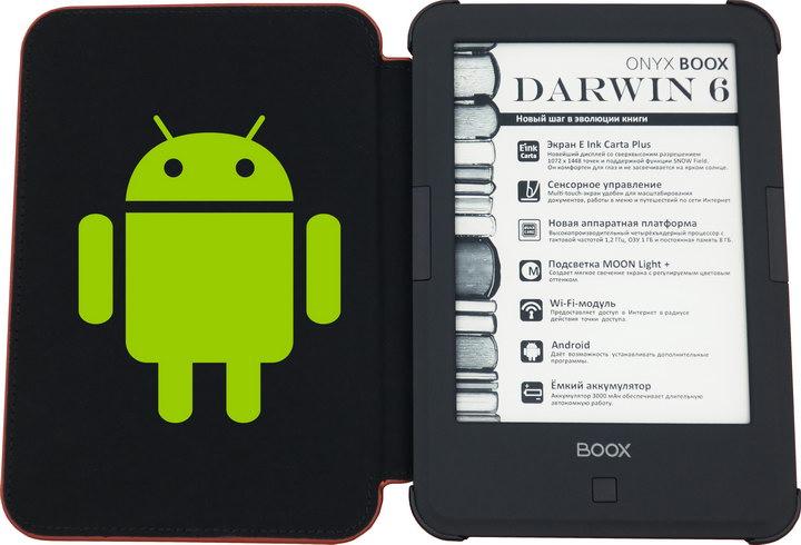Приложения для электронных книг на операционной системе Android (часть 1)