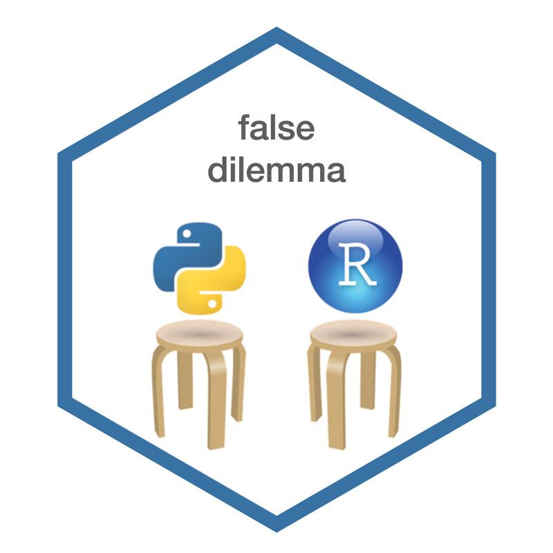 Совмещение R и Python: зачем, когда и как?