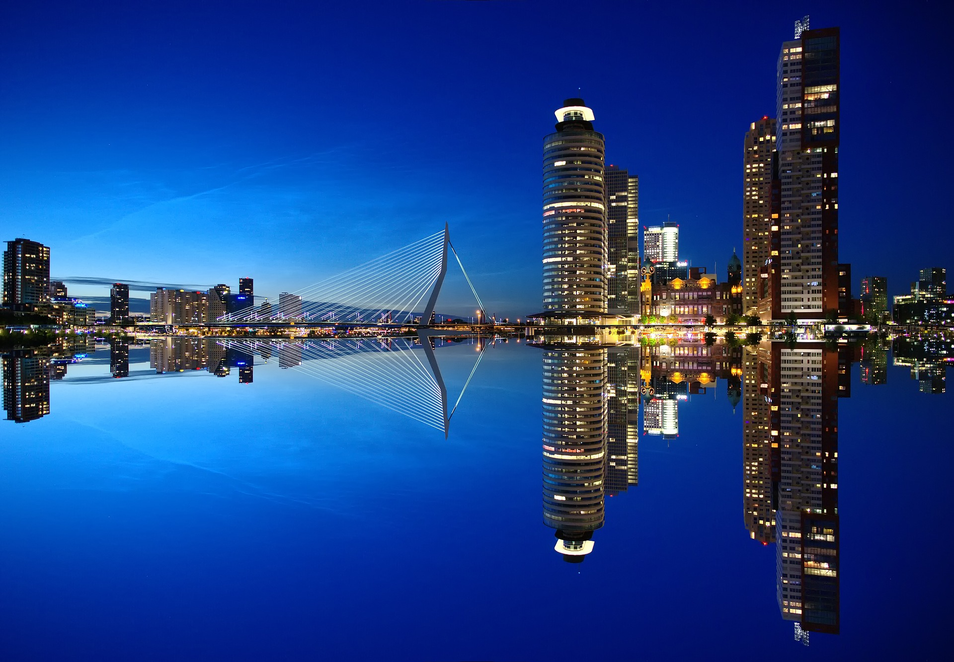 Профессиональная эмиграция в Нидерланды: как это было