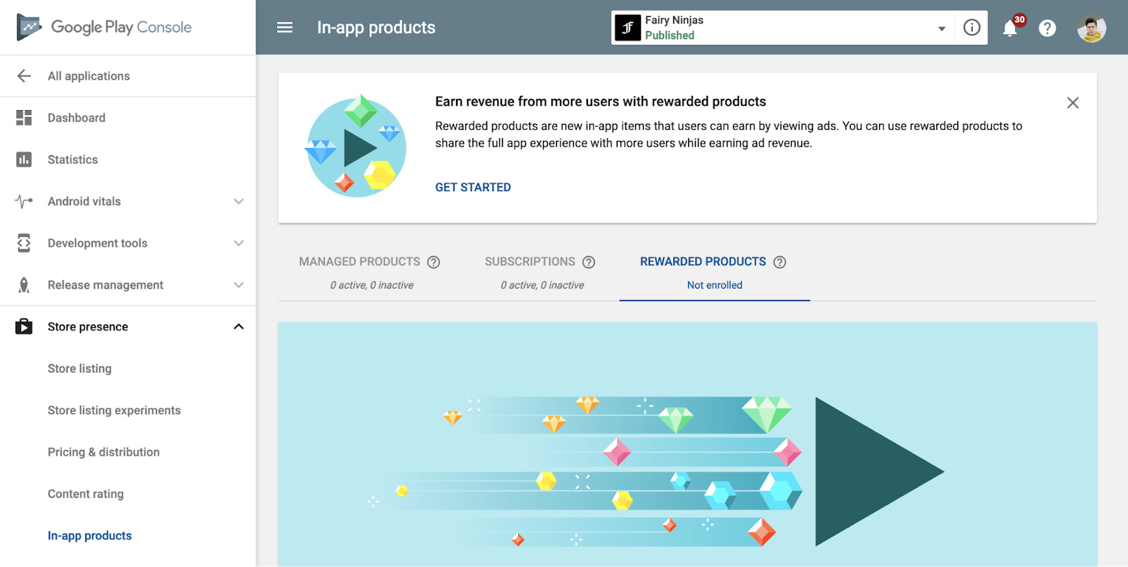 Google запустил «вознаграждения за просмотр рекламы» в приложениях