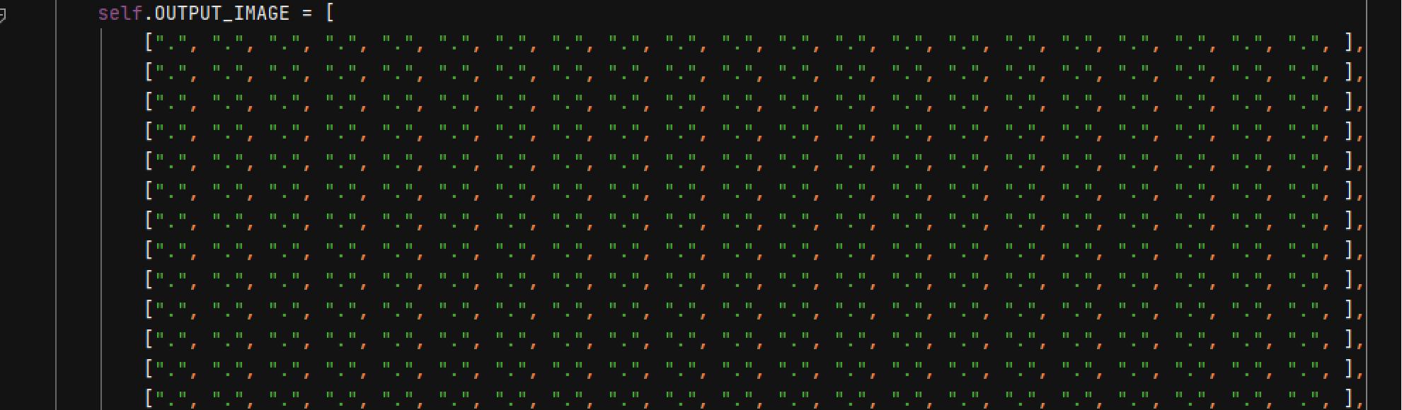 Из песочницы Полноценная игра, сделанная мною в обычной windows консоли