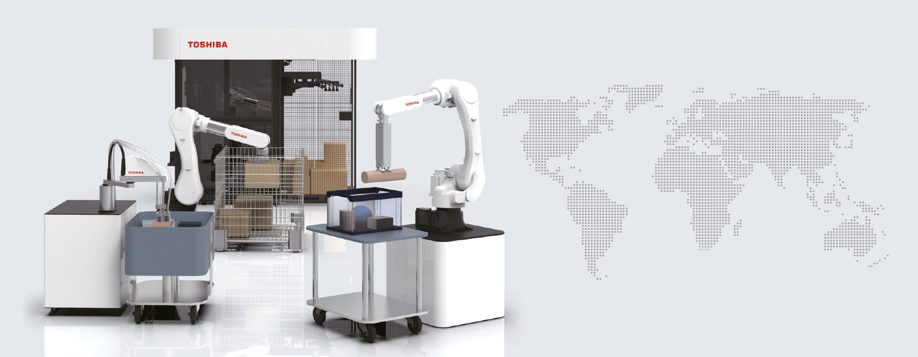 The robot is not heavy: how mail logistics becomes smarter than