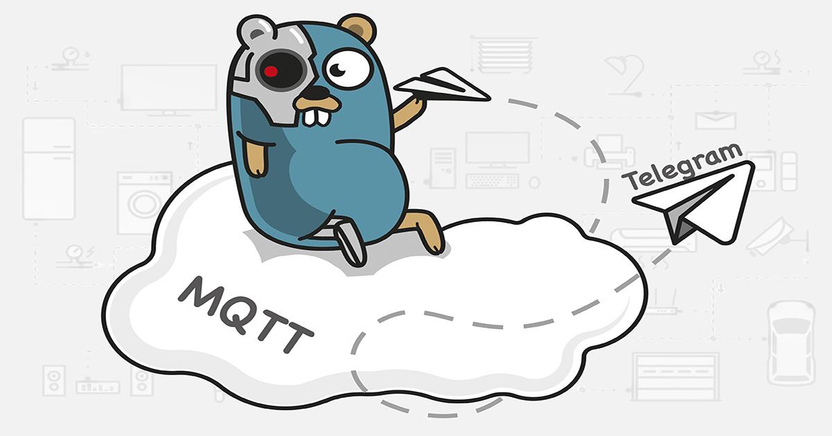 (Не)очередной MQTT-телеграм-бот для IoT