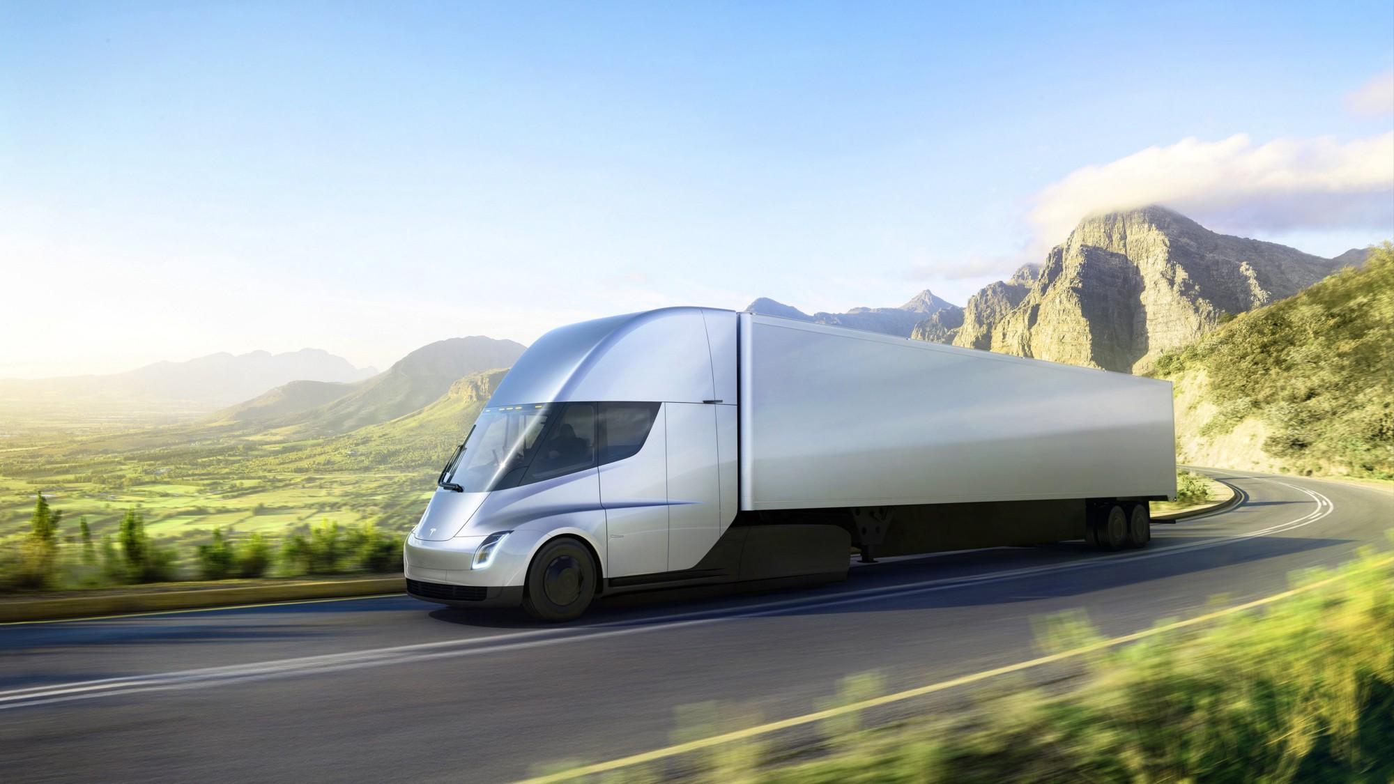 [Перевод] Tesla представила грузовой электромобиль, с которым придется считаться