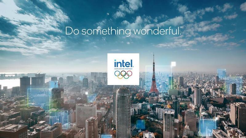 Технологии Intel на Олимпиаде в Токио