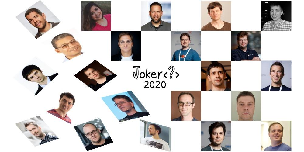 Joker 2020 продолжение сезона онлайн-конференций