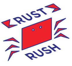 rustrush logo