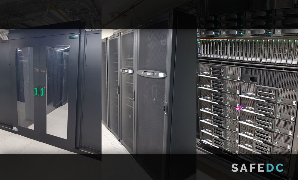 Дата-центр SafeDC на один день приоткрыл двери для заказчиков