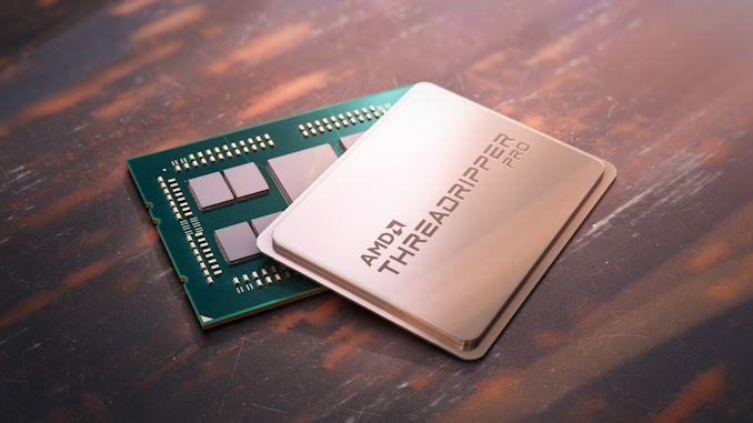 AMD представила серверные процессоры Ryzen Threadripper Pro, но они не будут продаваться в розницу