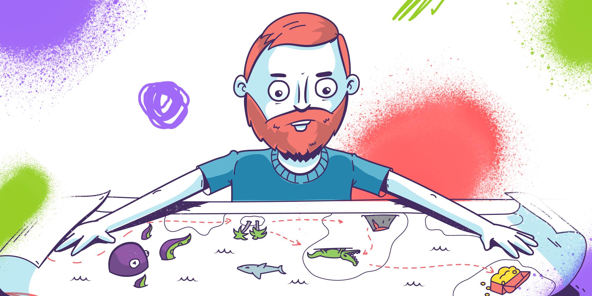 Современная веб-разработка: выбери себе приключение