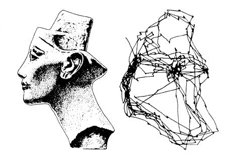 Архитектура мозга. Концепция матриц